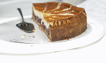 Kirsch-Quarkkuchen
