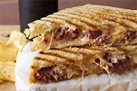 Sauerkraut Sandwich